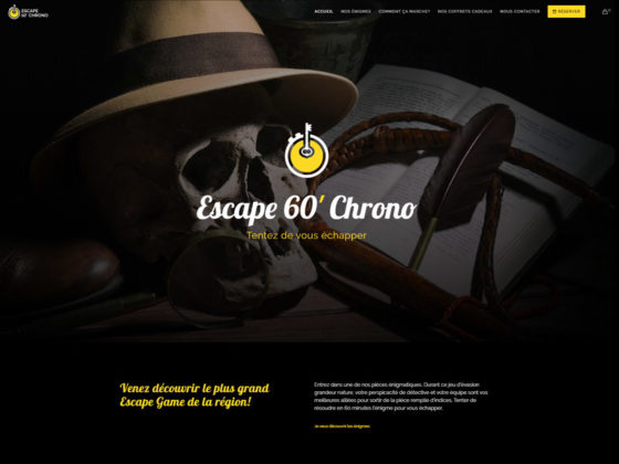 Escape 60 Chrono