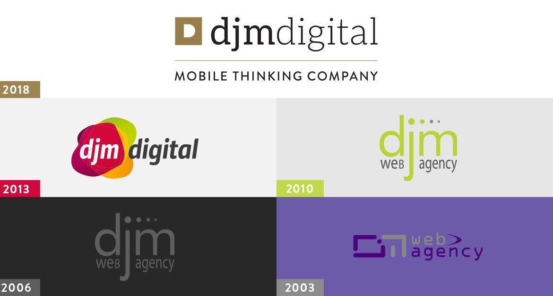 Logos djm digital