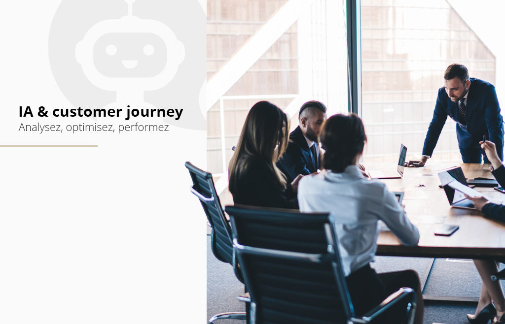 IA and customer journey