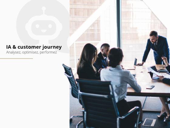 IA and customer journey